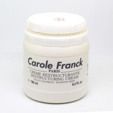 Creme restructurante carole franck